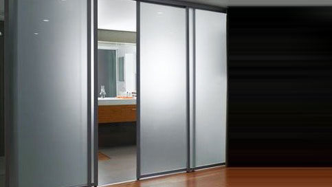 Custom Sliding Closet Doors